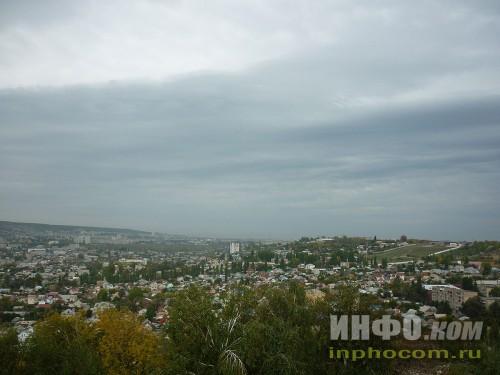 Панорама Саратова (смотровая площадка, Соколова гора), фото 5