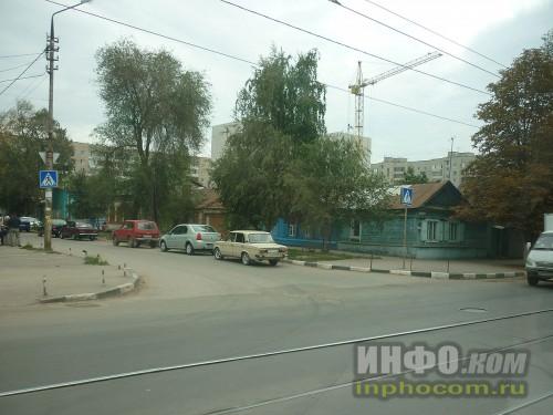Саратовские улицы и дома (фото 5)