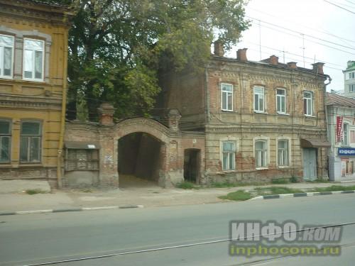 Саратовские улицы и дома (фото 6)