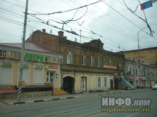 Саратовские улицы и дома (фото 9)