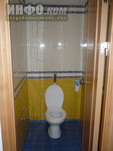 RIU Imperial Marhaba 5*, туалет в номере standart