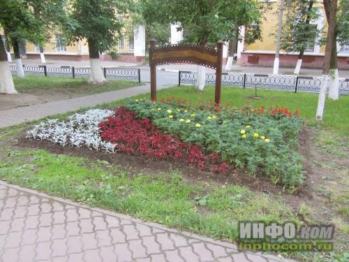 Электросталь, праздник цветов - 2014