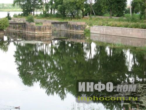 Шлиссельбург, Староладожский канал