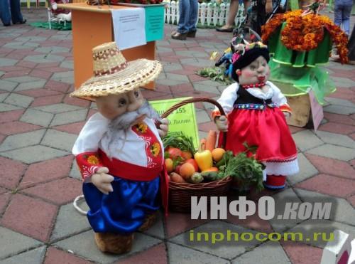 Челябинск. Выставка цветов