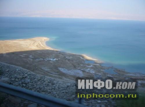 Израиль. Мёртвое море