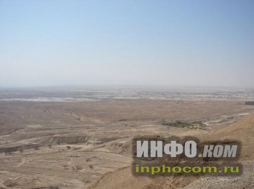 Израиль. Пустыня