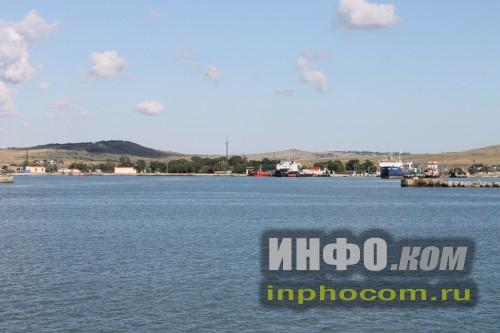 Приближается Порт Крым