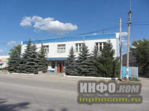 Здание администрации Ивантеевки