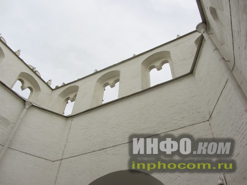 Внутри башни Кутафья