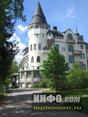 Иматран Кюльпюля, Отель Каскад