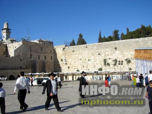Израиль, Иерусалим