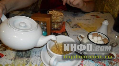Кафе Буфет, сахарница