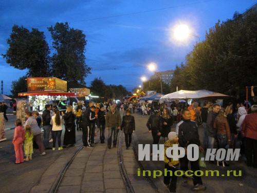 День города Ногинск. Развлекательная окраина