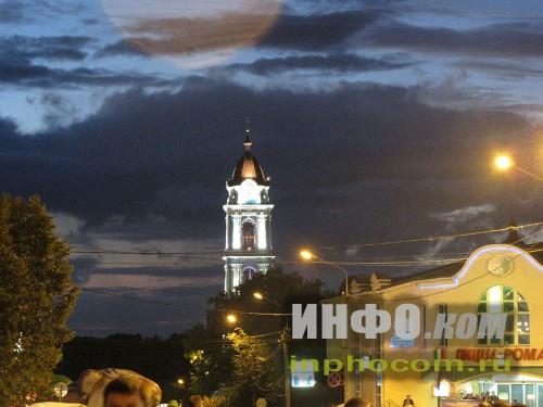 Ногинск. Богоявленский собор