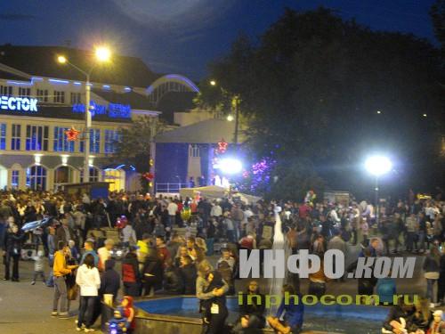 Центральная площадь Ногинска