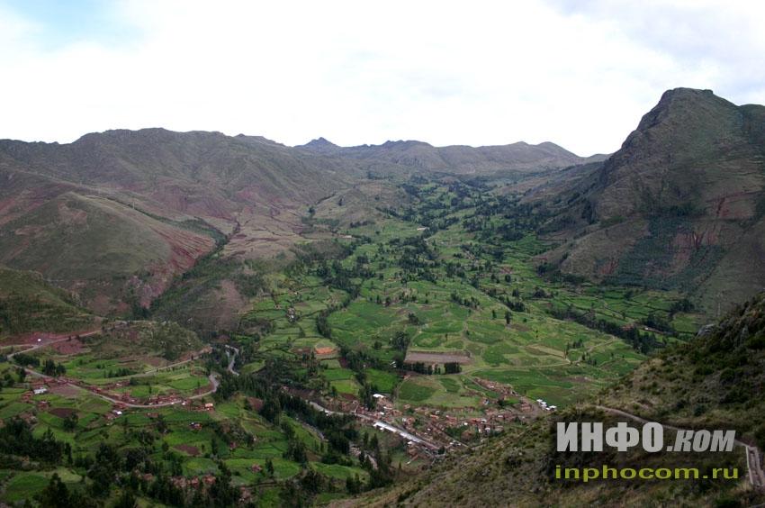 Пеший поход по горам Перу