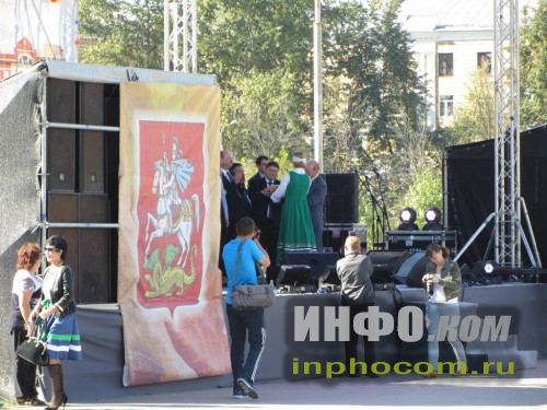 День города Электросталь 2014. Электростальхлеб