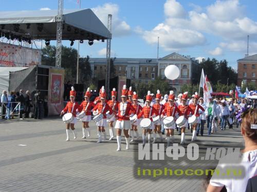 День города Электросталь 2014. Феерия понтов