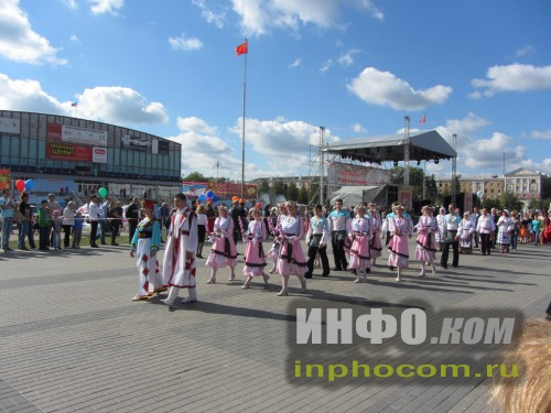 День города Электросталь 2014. Гости