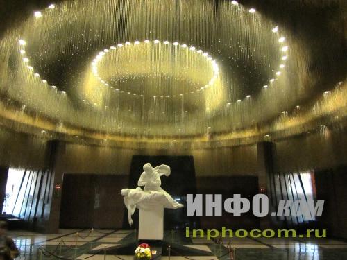 Музей Великой Отечественной Войны. Зал Памяти