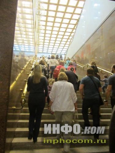 Лестница в Зал Полководцев